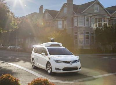 Waymo returns home to San Francisco, where its self-driving tests first began