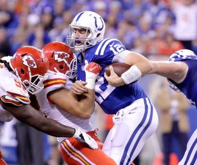How to Watch NFL Divisional Playoffs - Kansas City Chiefs vs. Indianapolis Colts Live Stream Online