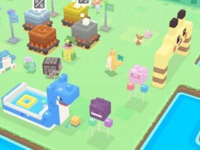 Pok�mon Quest Coming to Smartphones on June 28