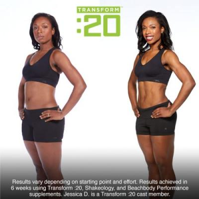 See the Transform: 20 Results