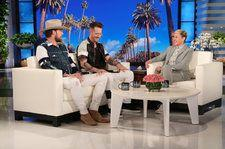 Florida Georgia Line Perform, Tyler Hubbard Gets On-Stage Gender Reveal For His Next Baby On 'Ellen': Watch