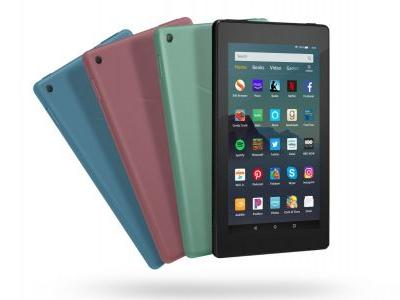 9th Gen Amazon Fire 7 Tablets Launch With Improved Specs, Steady Price