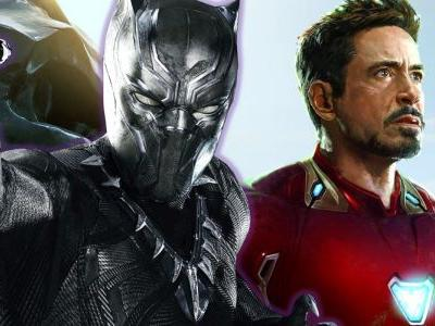 With Black Panther, The MCU Finally Steps Out Of Iron Man's Shadow