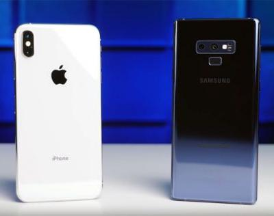 IPhone XS Max vs. Galaxy Note 9 battery battle: Which phone lasts longer?