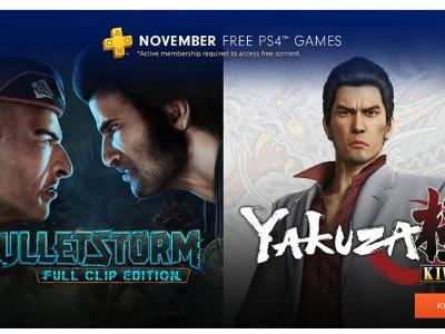 Free PS4 PS Plus Games For November 2018 Already Revealed