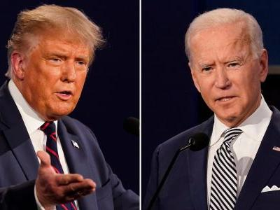 US troops favor Biden for president, but Trump has a big lead among veterans, polls show