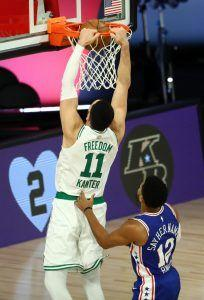 Trail Blazers To Acquire Enes Kanter From Celtics