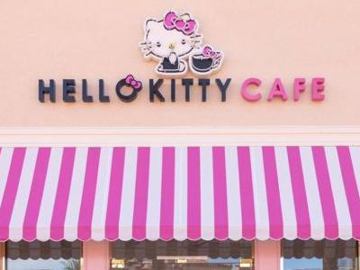 Supercute: Sip Wine and Cat Cocktails at the World's First Hello Kitty Cafe