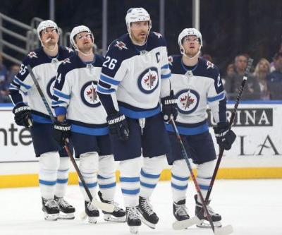 Winnipeg Jets outlast Anaheim Ducks in OT thriller