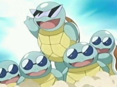 You Can Catch Squirtle With Sunglasses In Pokémon Go This Sunday