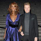David Bowie's Wife Iman and Daughter Showcase Special Tattoos on the Anniversary of His Death