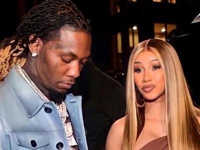 Cardi B Puts Offset On Alert Says This Year It's All About Getting Her Worth