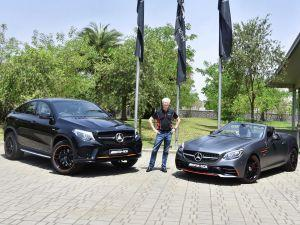 Mercedes-AMG Launches Special Edition GLE 43 And SLC 43