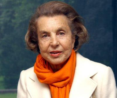 Liliane Bettencourt, L'Oreal heiress and world's wealthiest woman, dead at 94