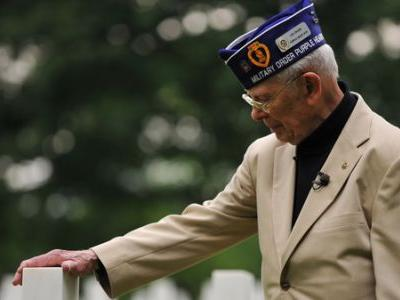 World War II Paratrooper On Commemorating D-Day: 'Show Some Citizenship'