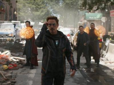 Robert Downey Jr. Thanks Infinity War Crew With Personalized Gifts