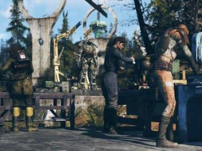 Fallout 76 Update Slightly Delayed for Consoles, Updated Patch Notes Released