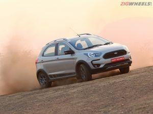 Ford Freestyle Prices Hiked By Up To Rs 19000