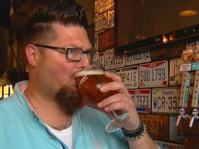 Brewery Worker Loses 44 Pounds After Only Drinking Beer For Lent