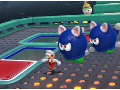 Bowser's Fury is a meaty 3D Mario adventure