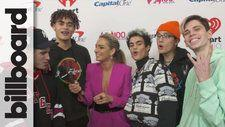 PRETTYMUCH Revisit Their 'Most List' Tour Memories and Talk New Single 'Jello': Watch
