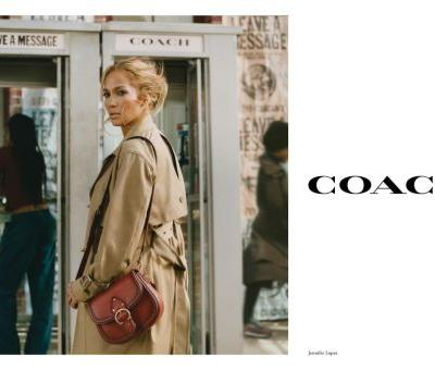 Coach Asks Brand Ambassadors to Share Who They're Grateful For in Spring 2021 Campaign