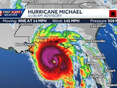 Forecasters: No Cat 4 storm has ever hit Panhandle