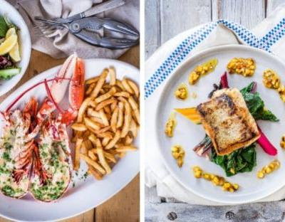 Gin-cured trout and lobster and chips: Jack Stein's fish recipes from around the world