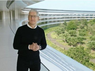 Live transcript: Here's what Apple said at its Q4 20 earnings call