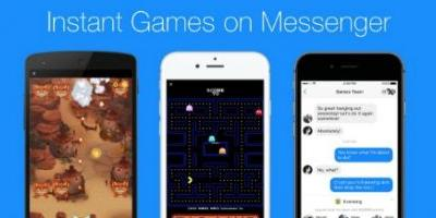 You can now play game's on Facebook Messenger - Here's how