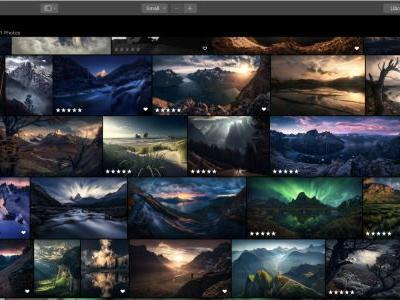 Popular macOS photo editor Luminar 3 launching December 18 with libraries, AI tools