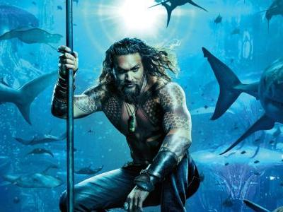 Aquaman Movie Poster Reveals Arthur Curry's Underwater Army