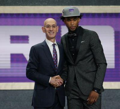 Eight of top 15 NBA Draft picks were ALL-USA players