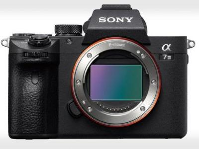 Sony a7 III: A Feature-Filled 24MP and 4K Full-Frame Mirrorless for $1,999