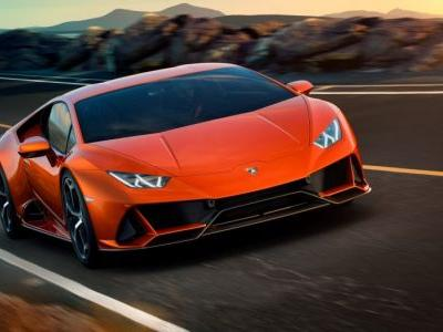 Lamborghini Huracán EVO Revealed With 640 hp