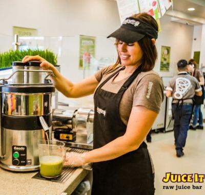 Juice It Up! Reports Eighth Consecutive Positive Sales Quarter