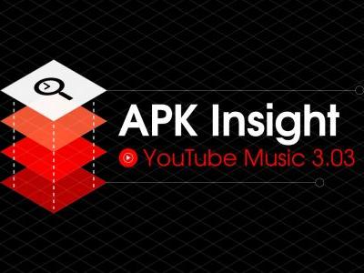 YouTube Music 3.03 adds Android Auto support, continues work on playing on-device files