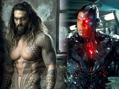 Justice League: Aquaman & Cyborg Get Stunning New Character Posters