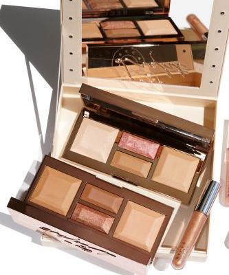 Becca Be A Light Face Palette Review + Swatches