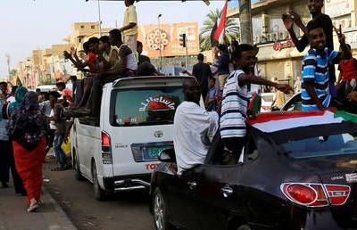 Sudan's military council signs political accord with opposition groups