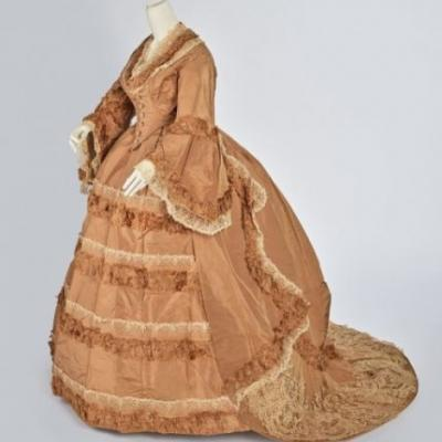 Afternoon Dressc.1860Fine Arts Museums of San Francisco
