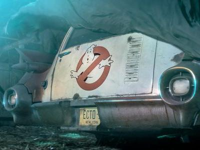 Ghostbusters 2020 Director Teases The Return Of The Ecto-1