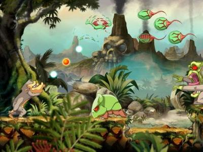 Contest: Win a Switch copy of Toki Retrollector Edition