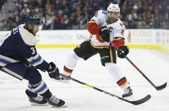 Flames' Ryan Lomberg suspended for a game by NHL