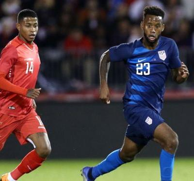 USA held to a draw after late Peru goal