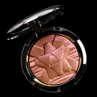 MAC Snowflushed Extra Dimension Skinfinish Review & Swatches