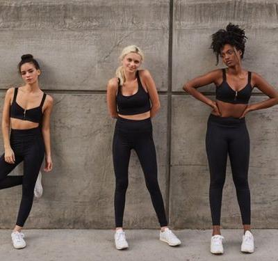 The internet can't stop talking about these leggings made of recycled water bottles - and now I understand why