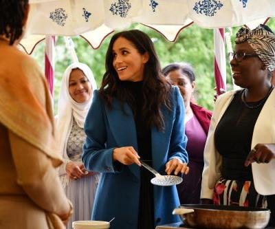 See all the photos from Meghan Markle's new cookbook 'Together' launch