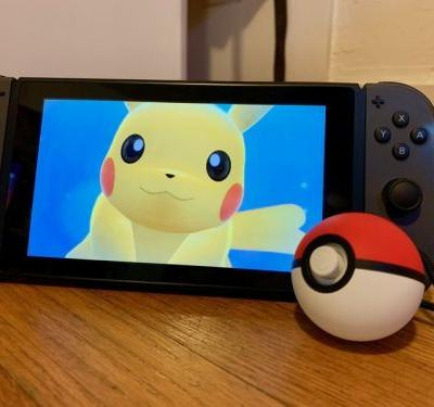 How to take screenshots in Pokémon Let's Go! while using a Poké Ball Plus controller