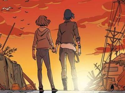 First Life is Strange Comic Coming in November